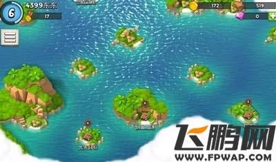 海岛奇兵被占岛屿怎么攻打