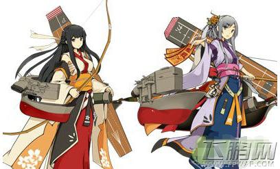 战舰少女加贺和赤城哪个好 加贺和赤城获取心