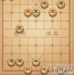 天天象棋第61关怎么过