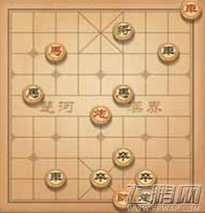 天天象棋新版37关怎么过