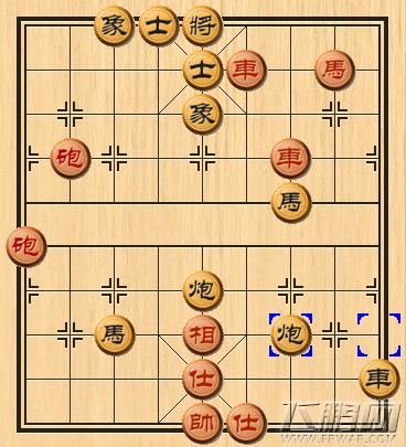 天天象棋新版151怎么过