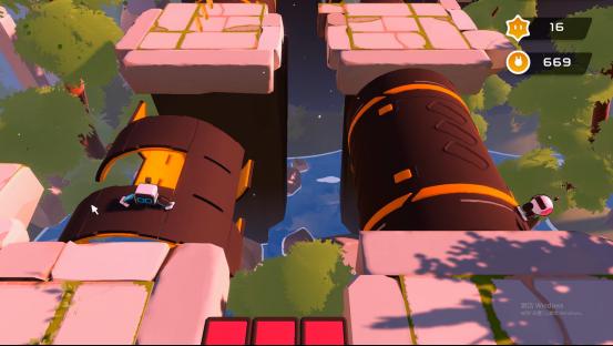 《只只大冒险》评测:适合和朋友打一架的合作游戏 (6)