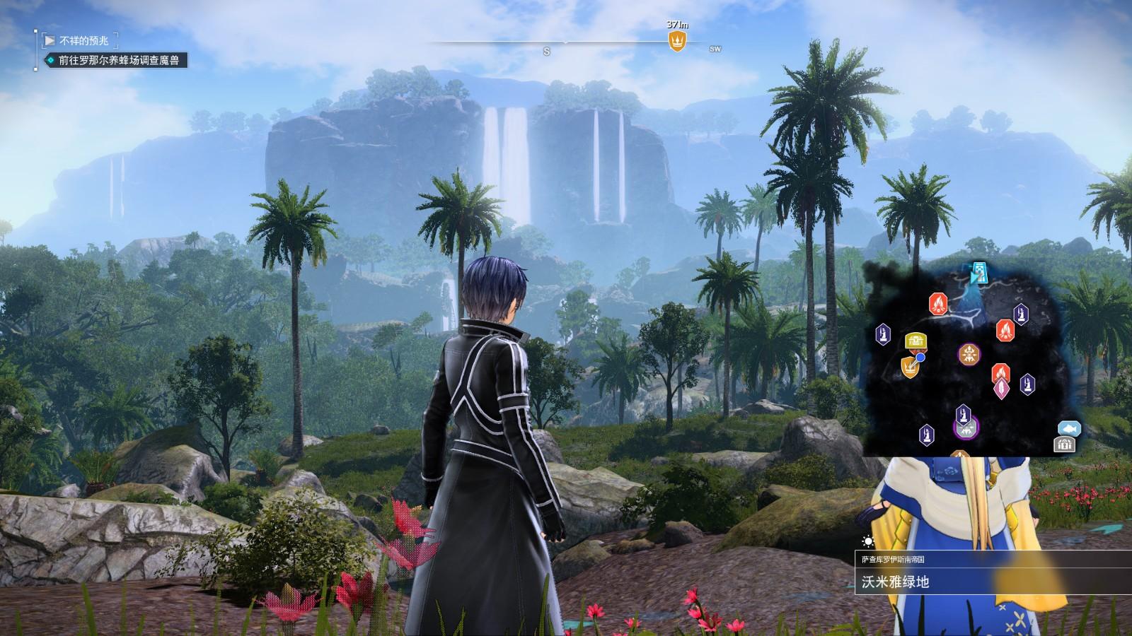 《刀剑神域:彼岸游境》评测:粗糙的优化摧毁游戏体验 (1)
