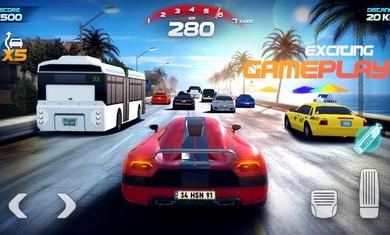 车流中的极速赛车手 (1)
