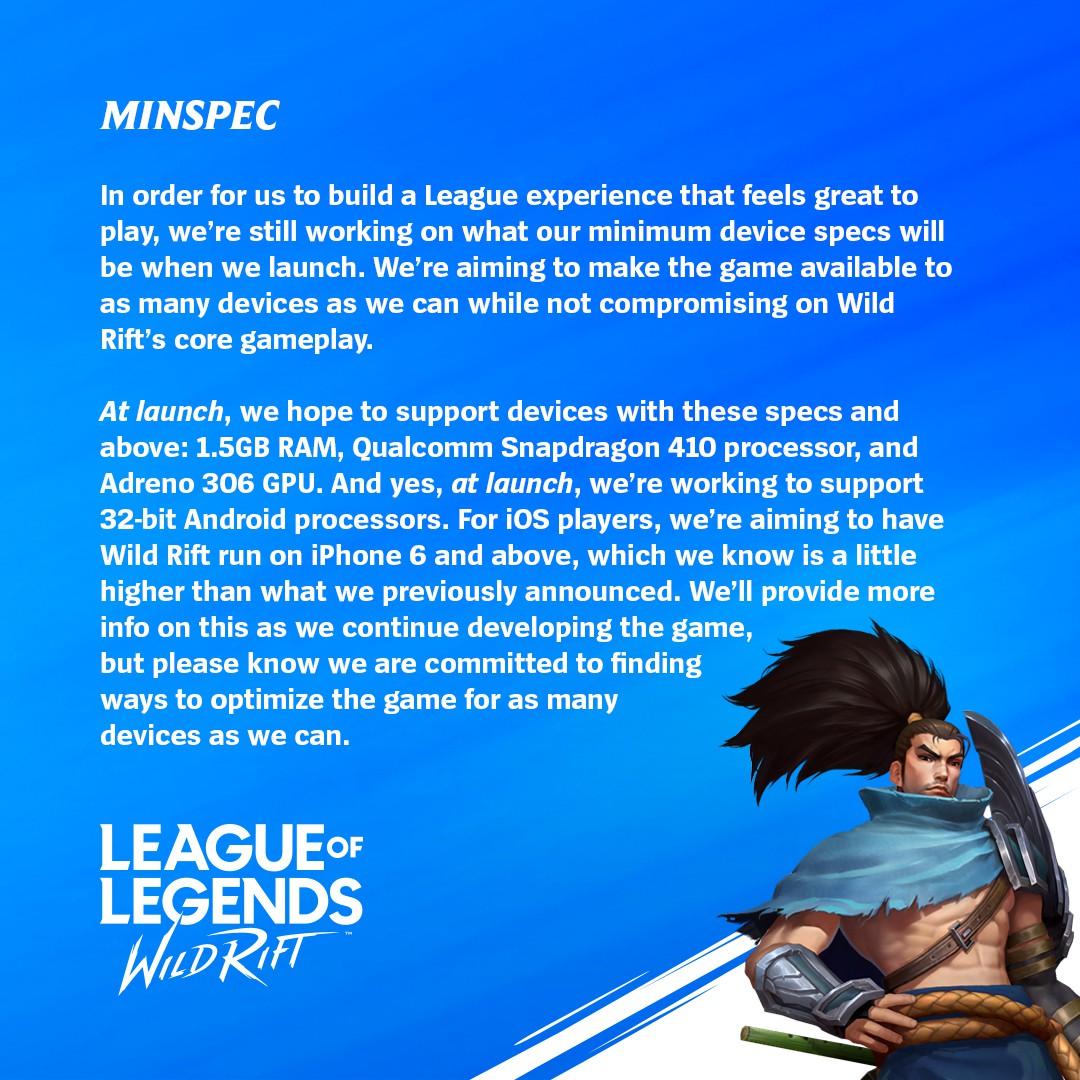 《英雄联盟》手游官方配置公布 下月将在海外Alpha测试 (2)