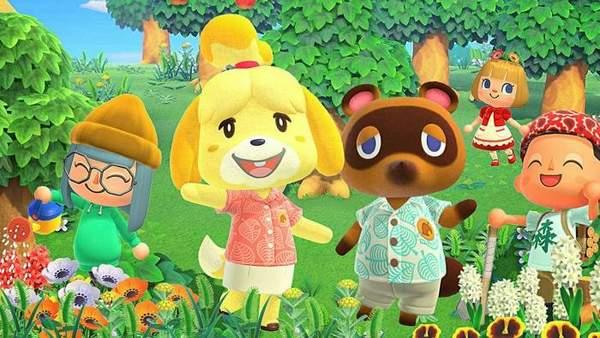Fami通一周游戏销量:《集合啦!动物森友会》稳榜首 (1)
