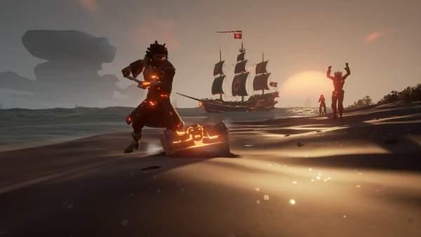 《盗贼之海》新预告 海盗传奇定于6月3日登陆Steam (2)