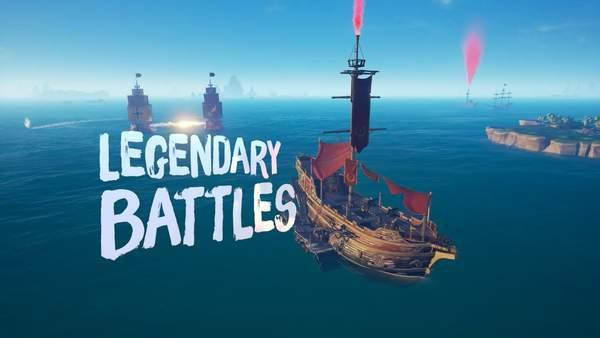 《盗贼之海》新预告 海盗传奇定于6月3日登陆Steam (1)