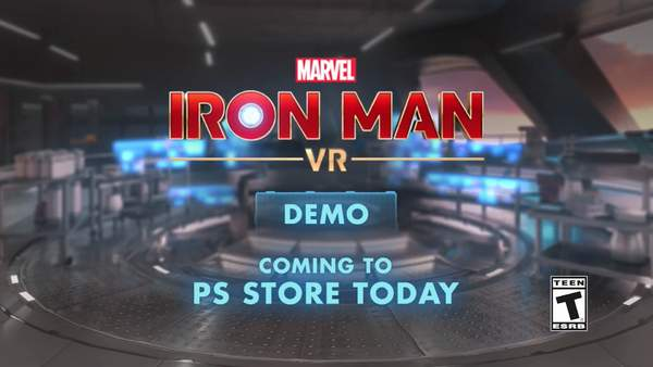 《漫威钢铁侠VR》试玩Demo预告 现已上架港服商店 (1)