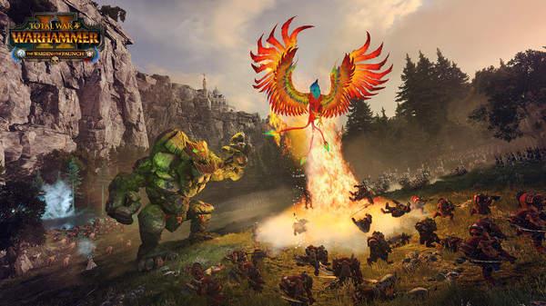 《战锤:全面战争2》新DLC预告 高等精灵VS绿皮世仇 (5)