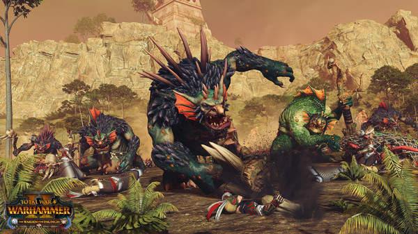 《战锤:全面战争2》新DLC预告 高等精灵VS绿皮世仇 (4)