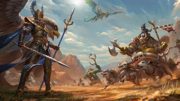 《战锤:全面战争2》新DLC预告 高等精灵VS绿皮世仇 (3)