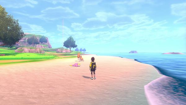 """《宝可梦:剑/盾》""""铠之岛""""DLC新要素汇总 (2)"""