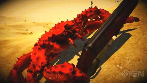 魔性格斗《螃蟹大战》新预告 刀枪剑戟,斧钺钩叉 (1)