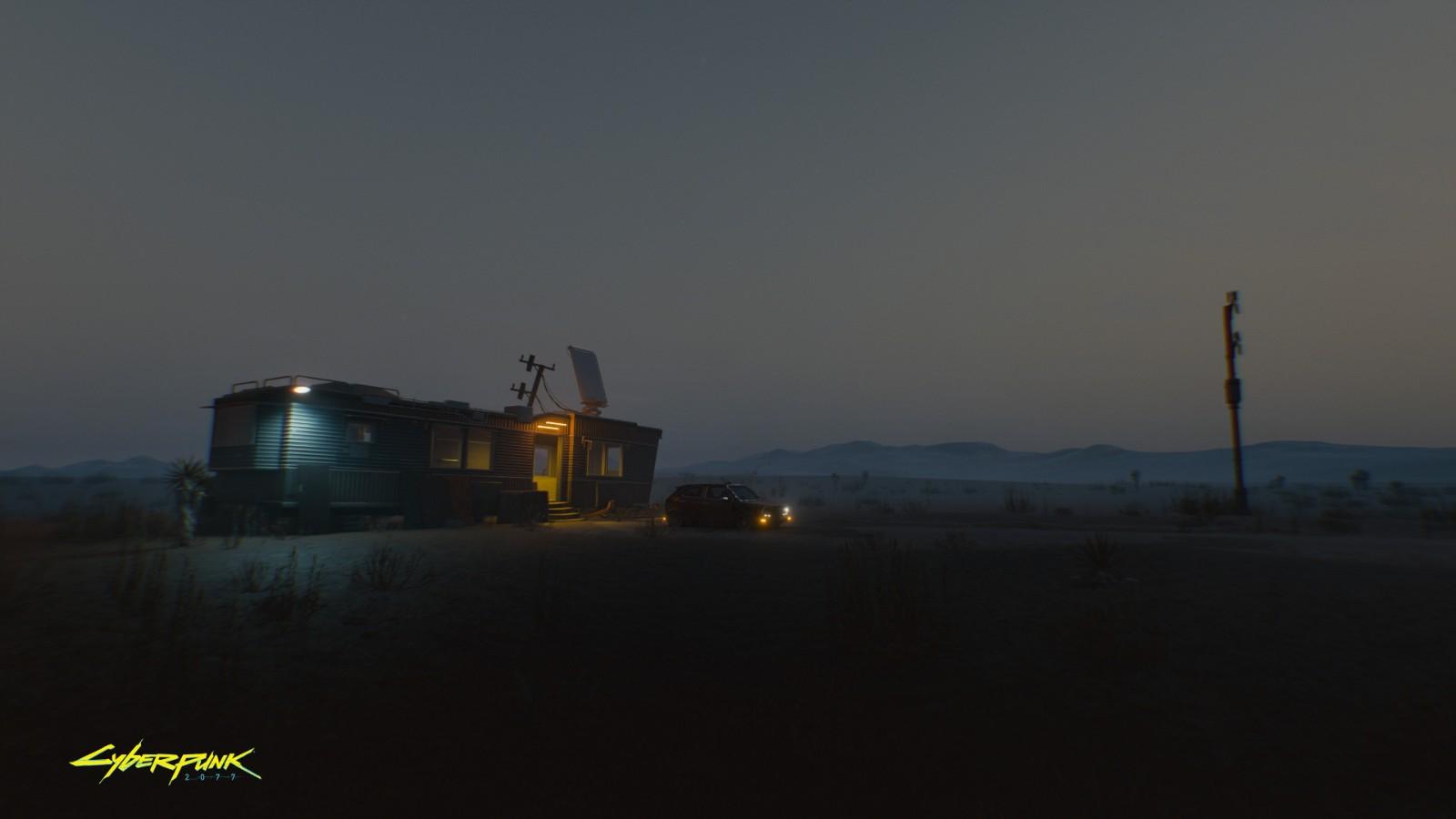 《赛博2077》26日凌晨直播 展示预告和实机演示 (2)