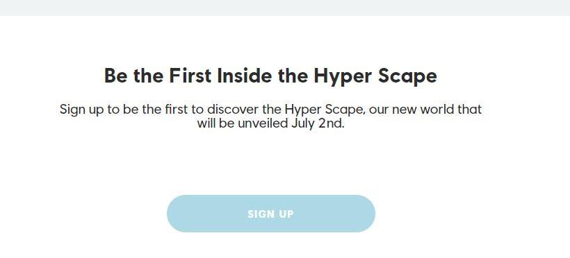 育碧吃鸡新作《Hyper Scape》概念图 7月2日公布 (1)