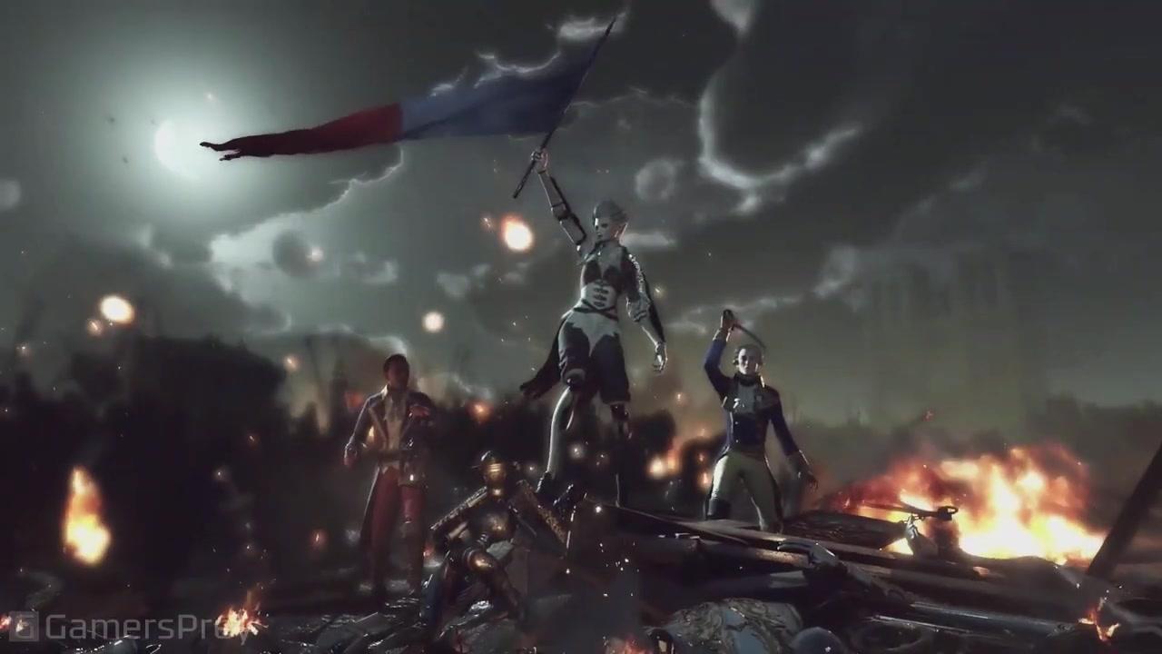 《�婪之秋》�_�l商新作《�之崛起》 登�PS5 (7)