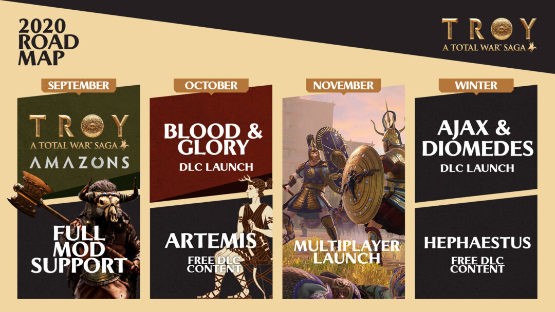 全战开发商下半年计划公布 《三国》DLC即将上线 (1)
