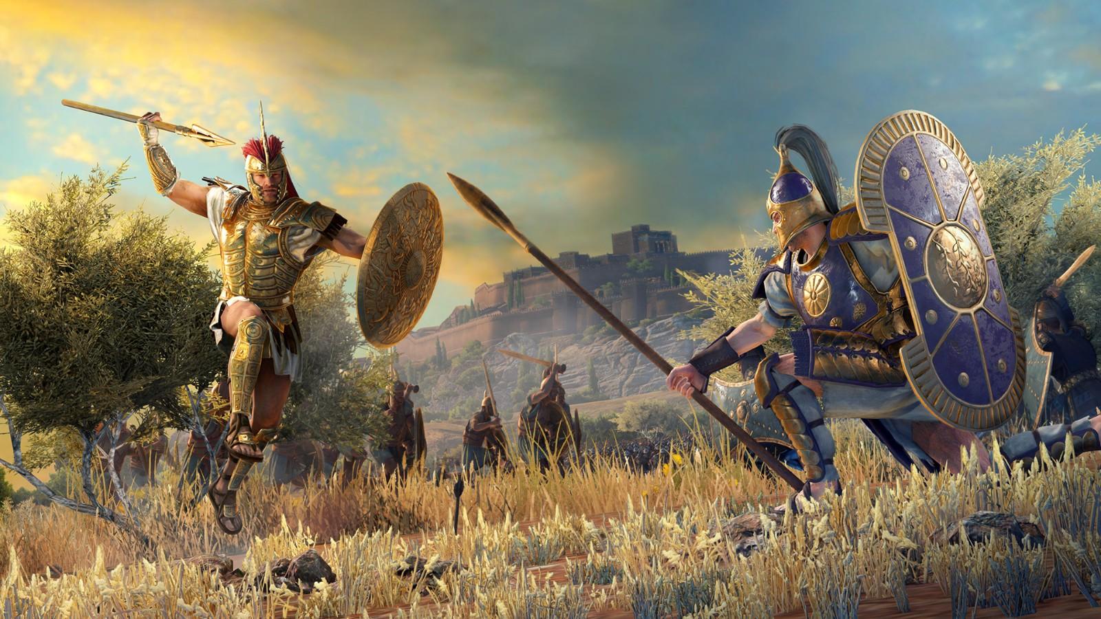 全战开发商下半年计划公布 《三国》DLC即将上线 (2)