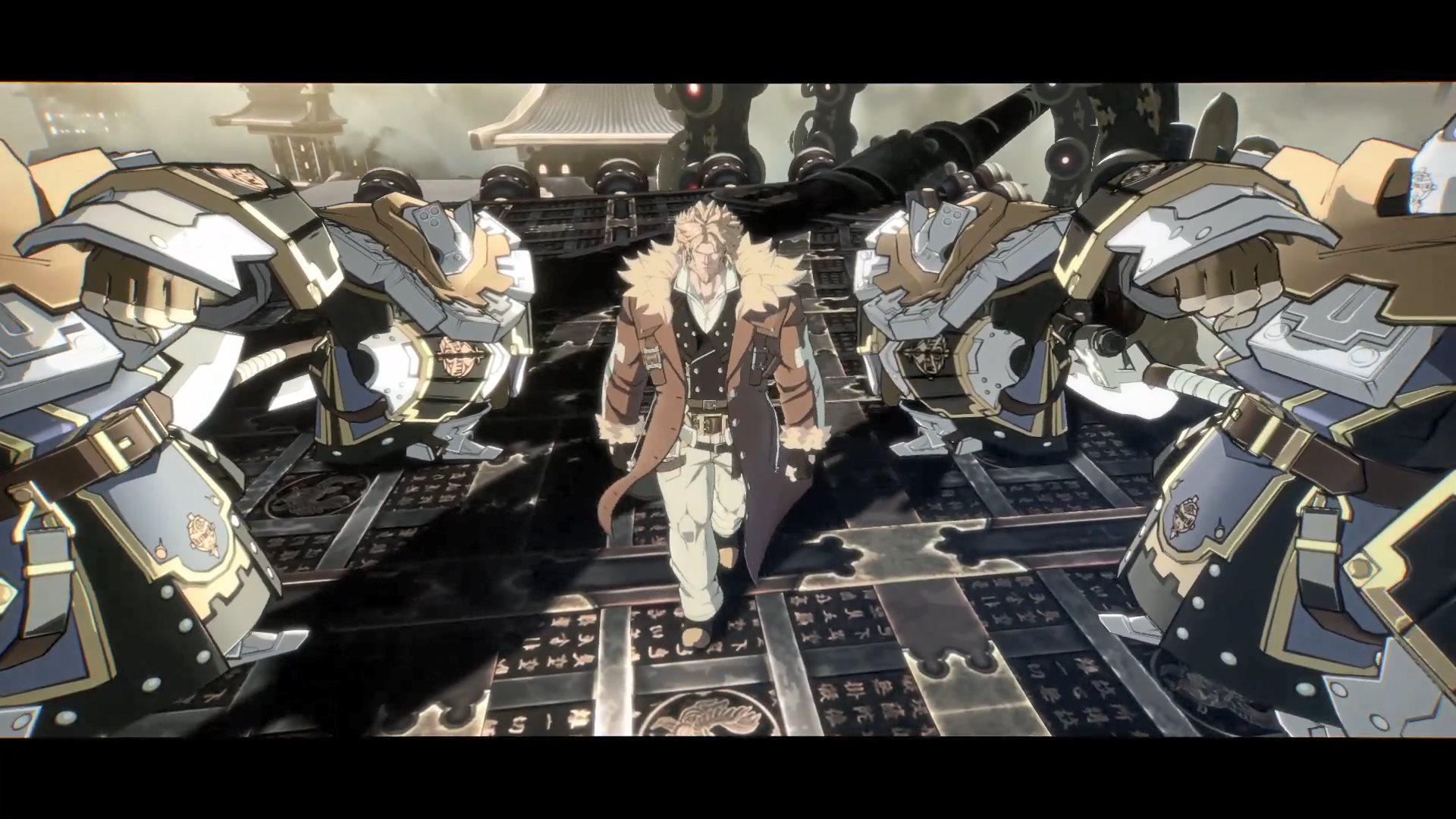 《罪恶装备:STRIVE》全新预告 两名新角色登场 (3)