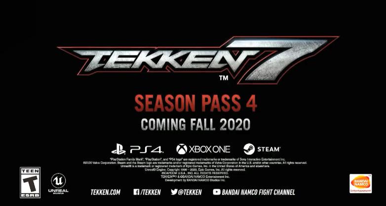 万代《铁拳7》宣传片 第四季将于今年秋季上线 (4)