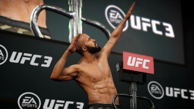 格斗游戏《UFC4》新预告 现已上架Access会员 (1)