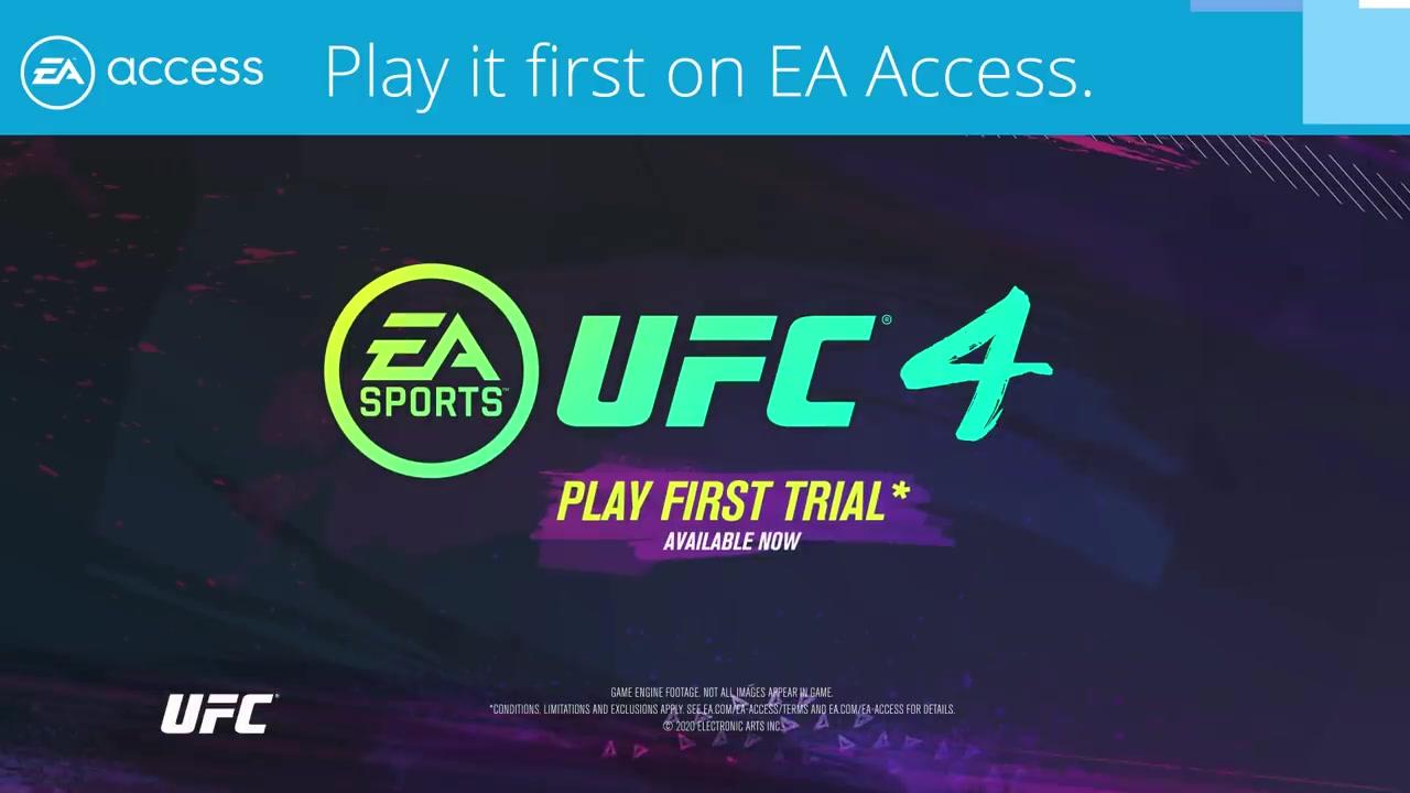 格斗游戏《UFC4》新预告 现已上架Access会员 (5)