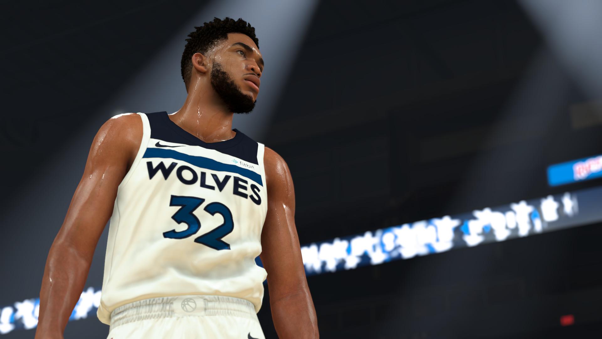 《NBA 2K20》Steam特惠开启 原价199,现售16元 (1)