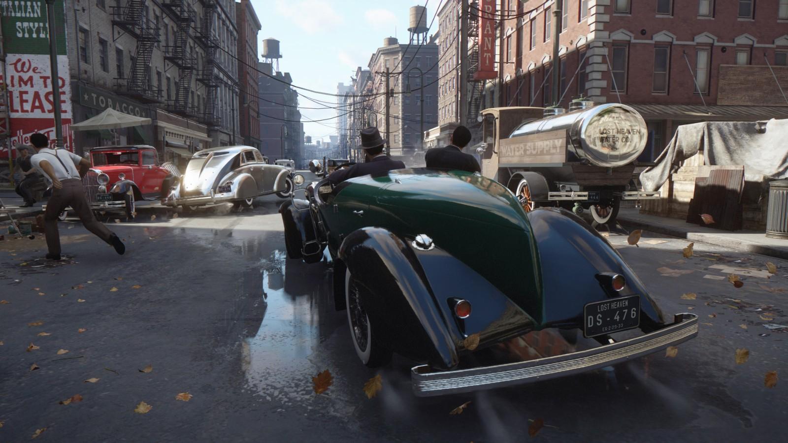 《四海兄弟:最终版》将有经典模式 模拟驾驶锁定 (2)