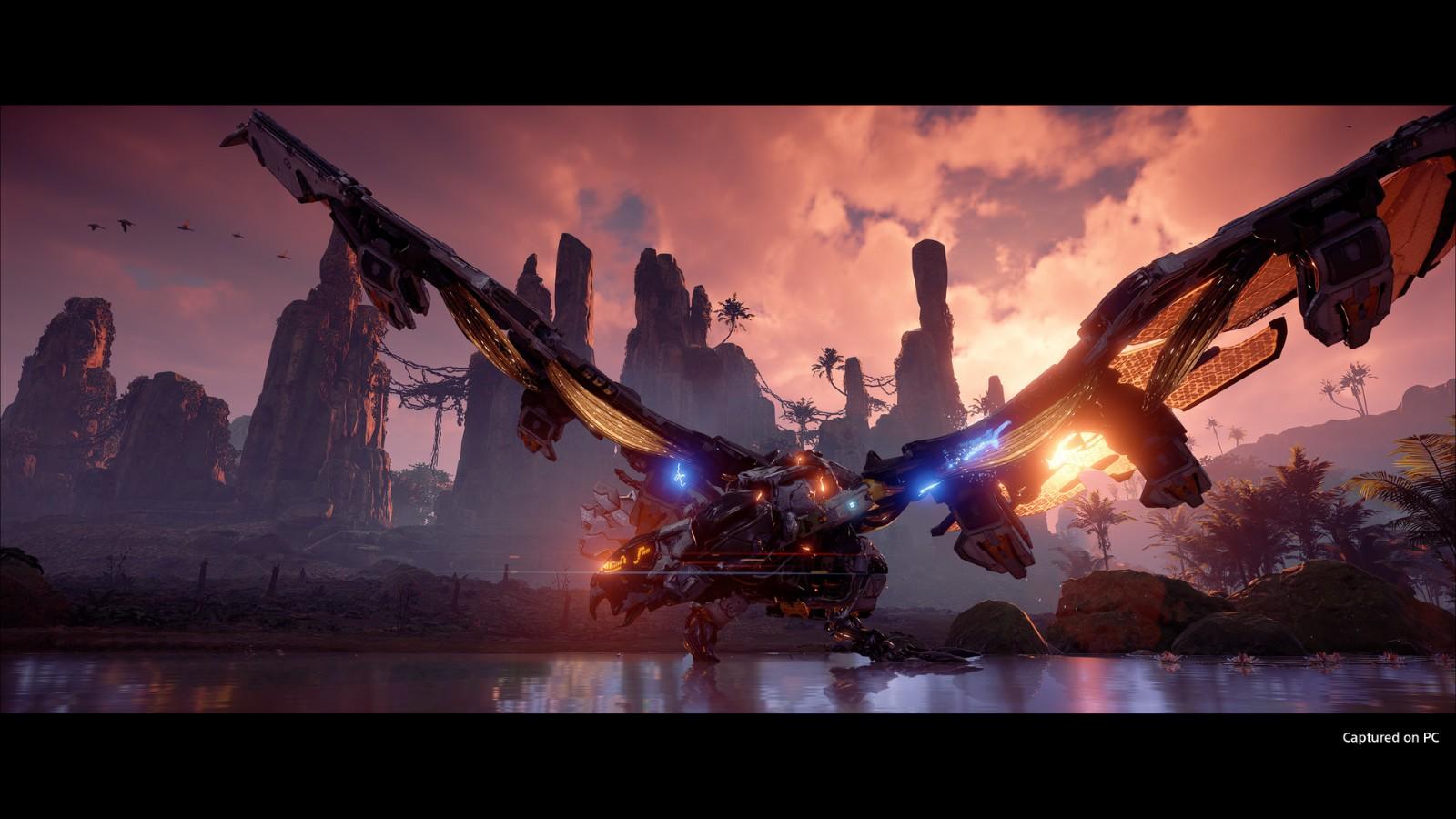 PC版《地平线:零之黎明》新补丁 修复画面等问题 (2)