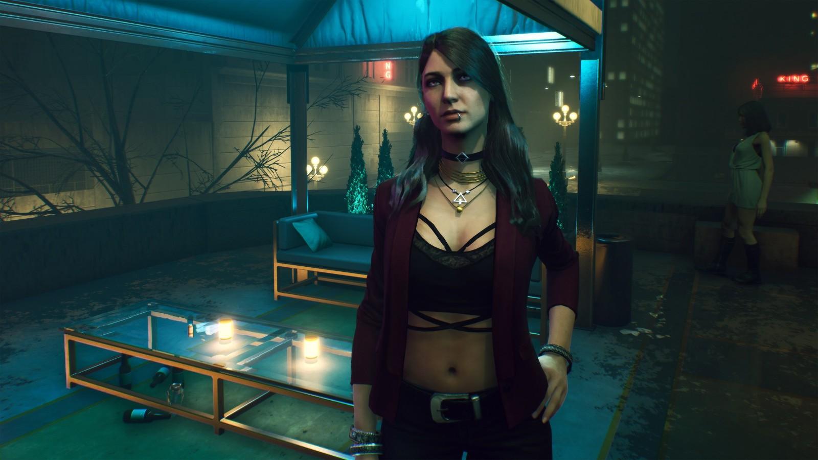 《吸血鬼:避世血族2》解雇叙事设计师、创意总监 (3)