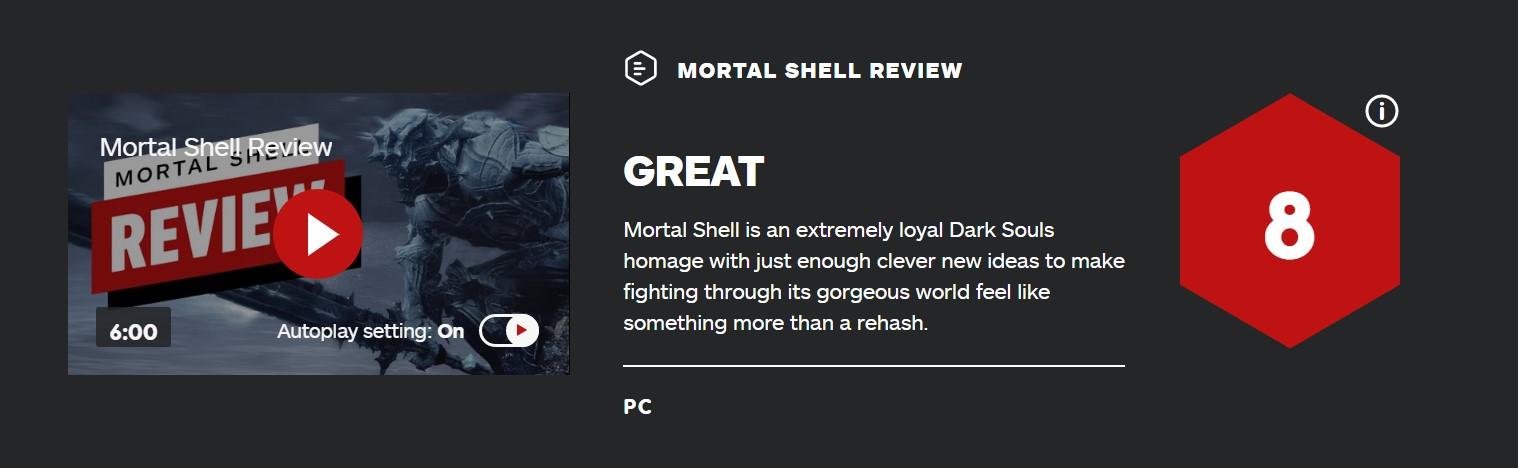 《致命躯壳》IGN 8分 游戏风格多样,创意优秀 (1)