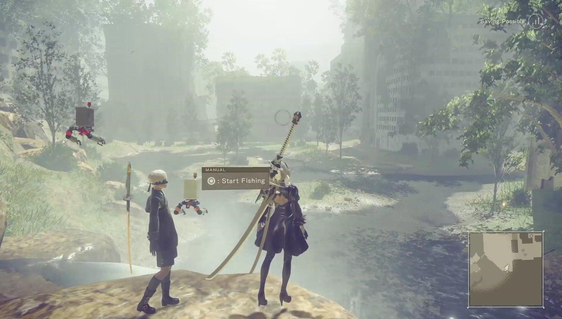 为什么我们总会在JRPG里面看到各种各样的钓鱼游戏? (12)