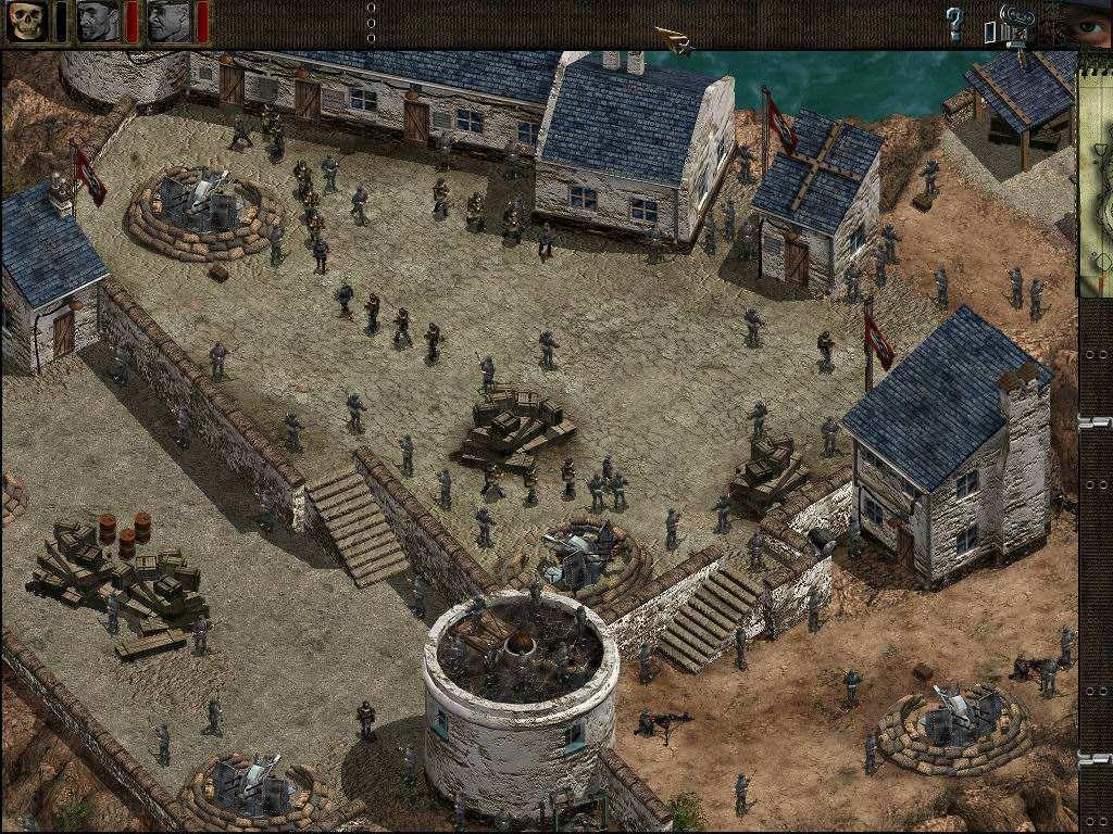 从《盟军敢死队》到《赏金奇兵3》 潜入系RTT已如风中残烛 (7)