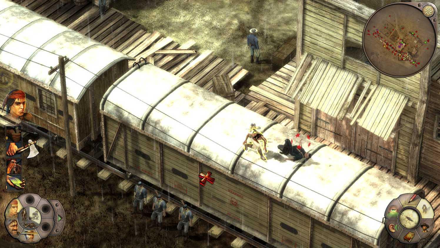 从《盟军敢死队》到《赏金奇兵3》 潜入系RTT已如风中残烛 (15)