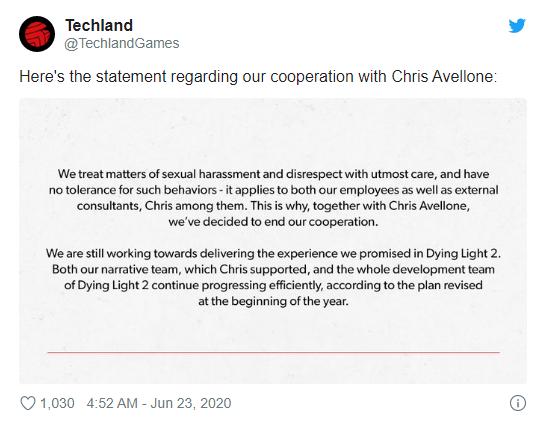 克里斯·阿瓦隆陷入性丑闻 CRPG又失去了一位天才制作人 (9)