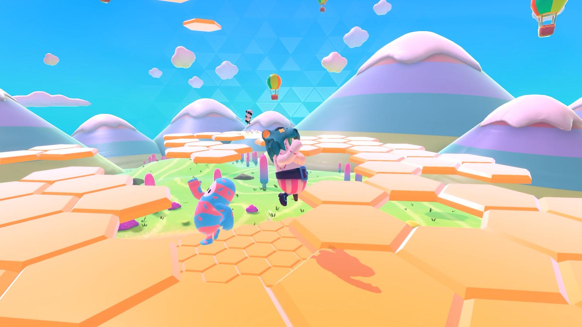 游戏中的博弈论 《糖豆人》为大逃杀展开了一条新思路 (4)