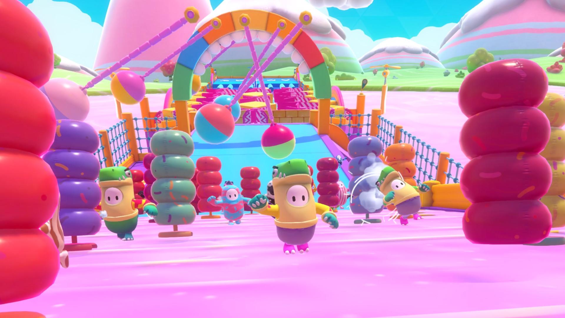 游戏中的博弈论 《糖豆人》为大逃杀展开了一条新思路 (2)