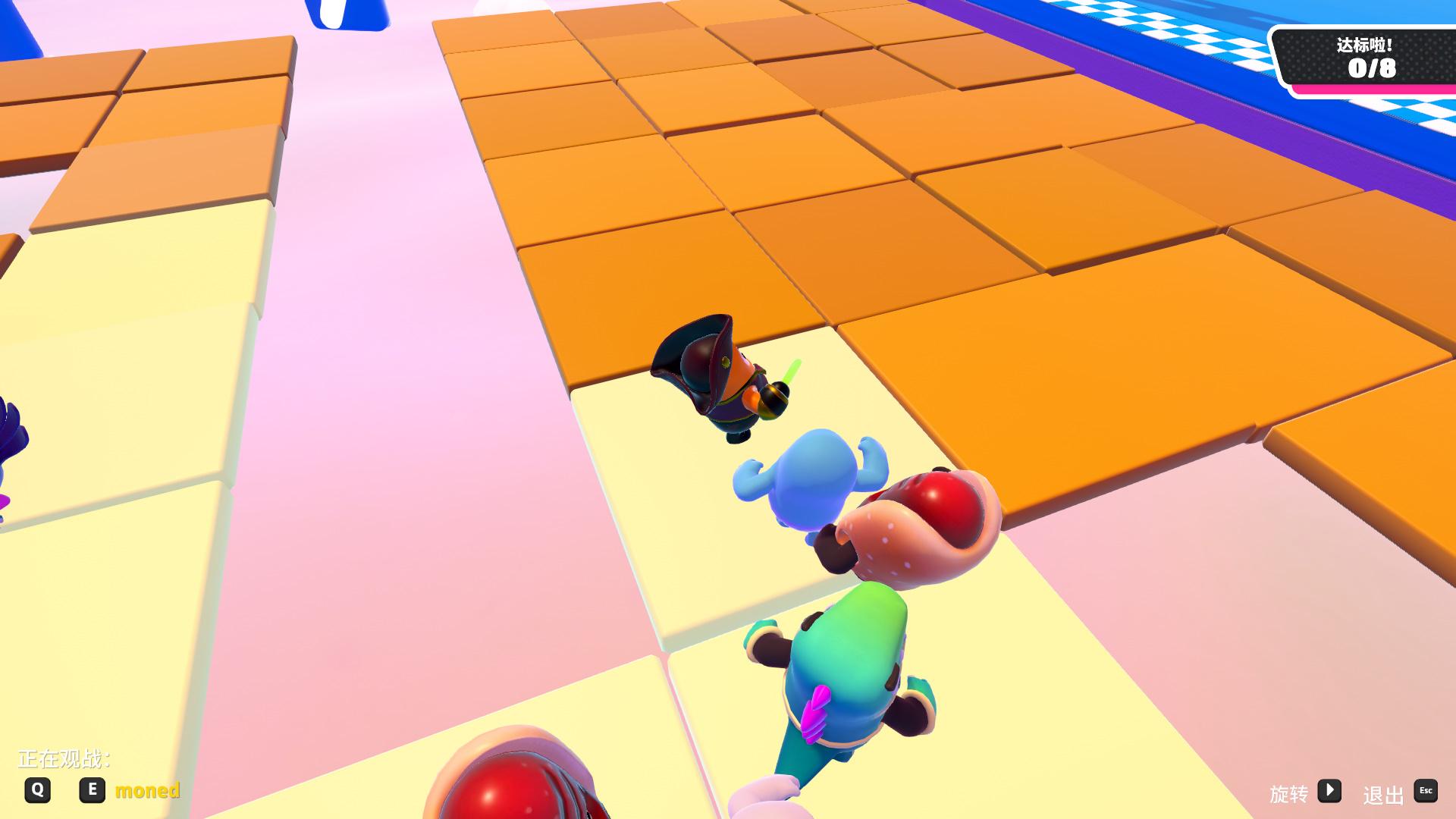 游戏中的博弈论 《糖豆人》为大逃杀展开了一条新思路 (6)