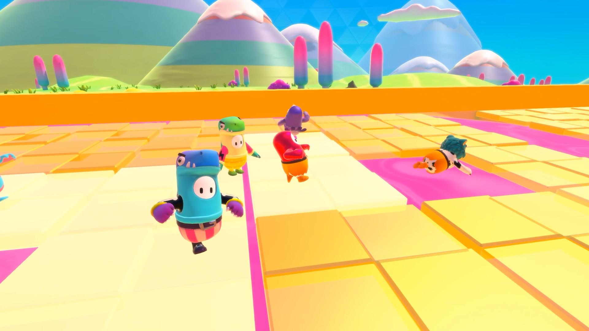 游戏中的博弈论 《糖豆人》为大逃杀展开了一条新思路 (12)