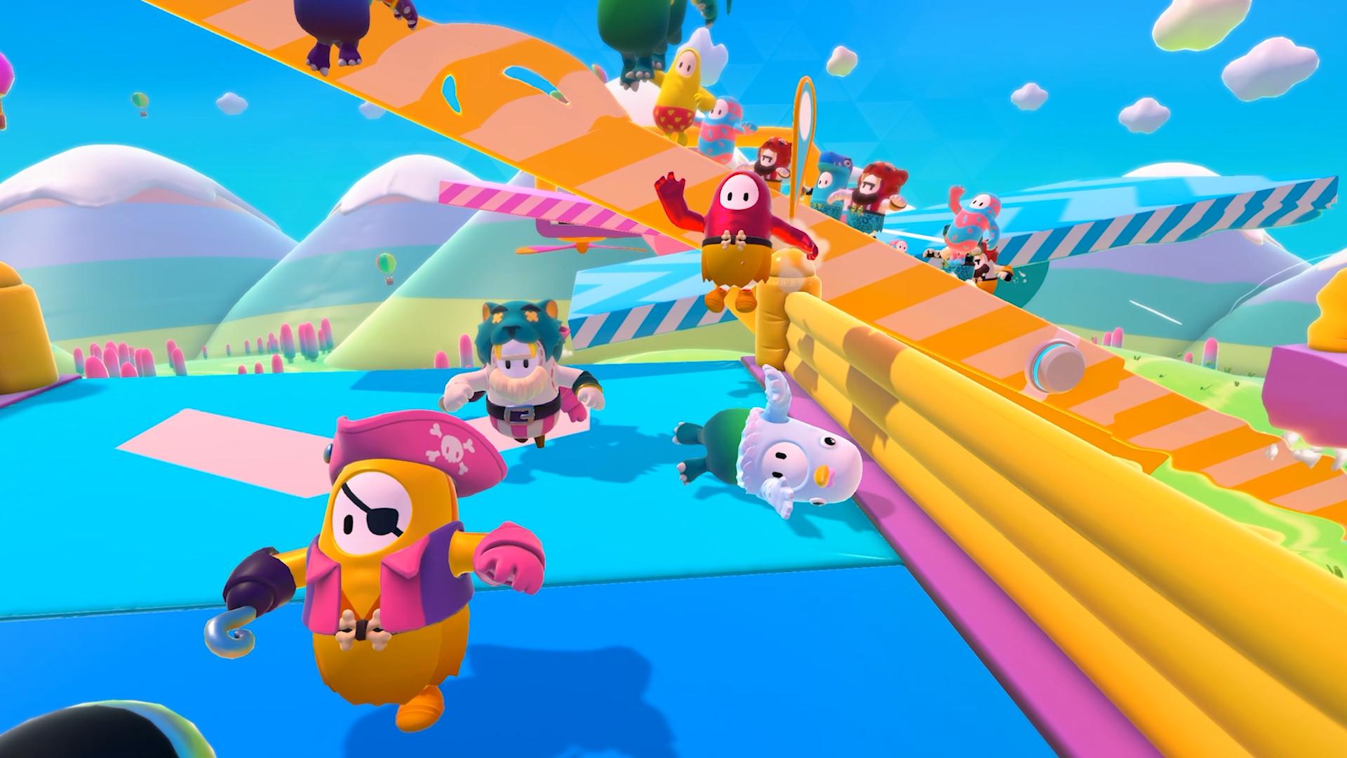 游戏中的博弈论 《糖豆人》为大逃杀展开了一条新思路 (15)