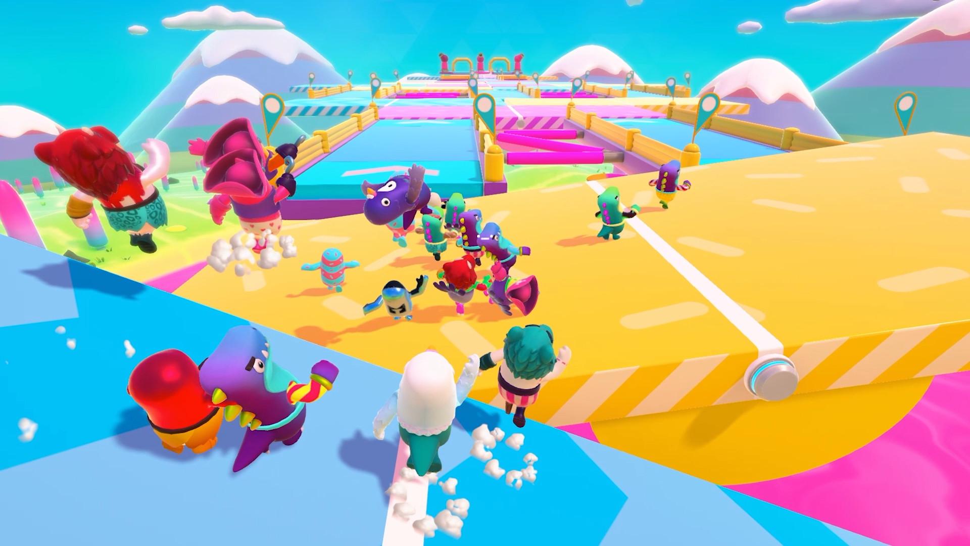 游戏中的博弈论 《糖豆人》为大逃杀展开了一条新思路 (16)