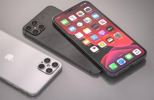 iPhone 12将加入屏下指纹解锁 为未来信用卡支付布局 (1)